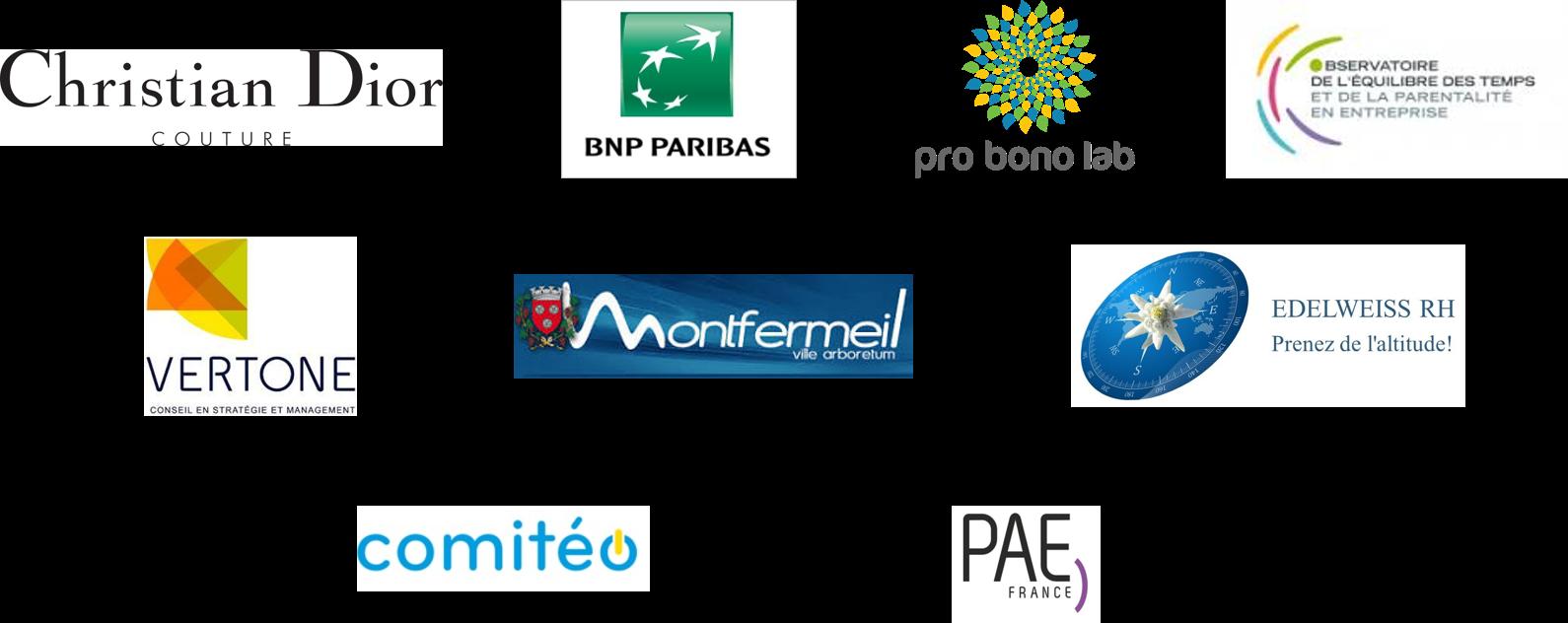 Ensemble Logos Site